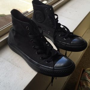 Converse Chuck Taylor All Star black 5.5 m 7.5 w